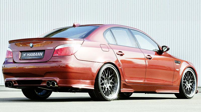 Pod lupou: BMW M5 - Bavorský dálniční expres: - fotka 138