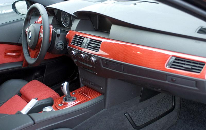 Pod lupou: BMW M5 - Bavorský dálniční expres: - fotka 139