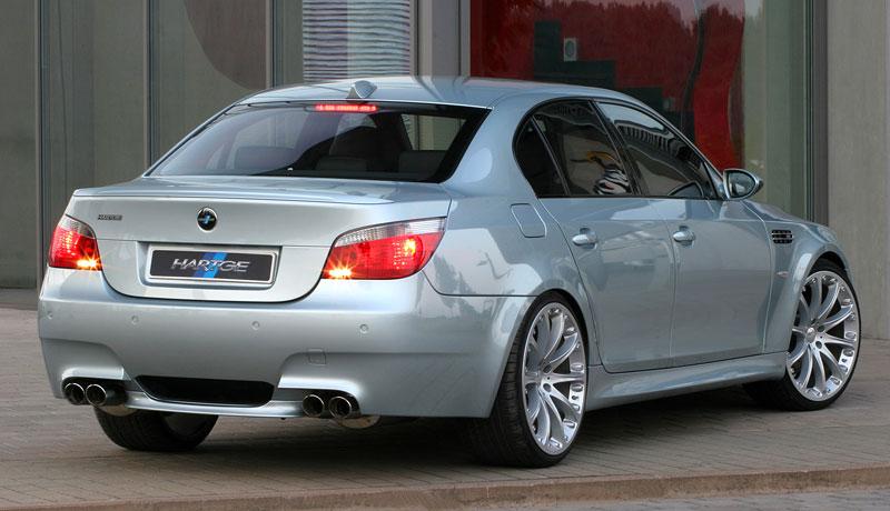Pod lupou: BMW M5 - Bavorský dálniční expres: - fotka 143