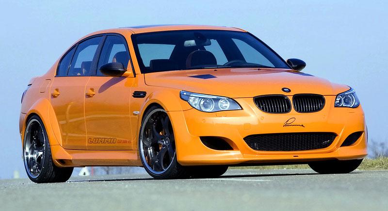 Pod lupou: BMW M5 - Bavorský dálniční expres: - fotka 146
