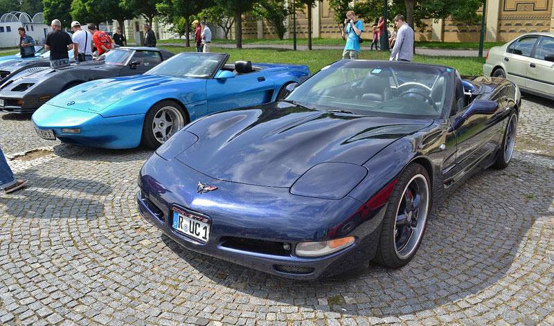 Corvette sraz Praha 2012: velká fotogalerie: - fotka 74