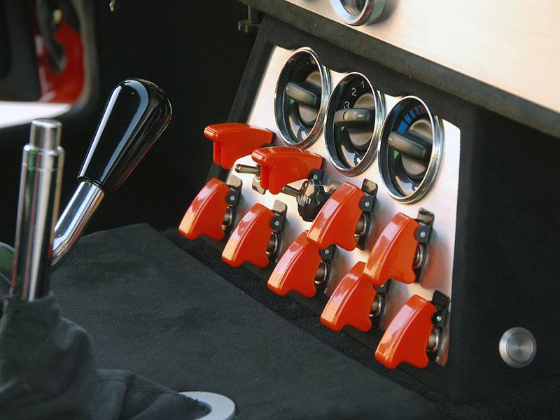 Shelby Daytona Coupe Le Mans Edition: replika závodní hvězdy: - fotka 5