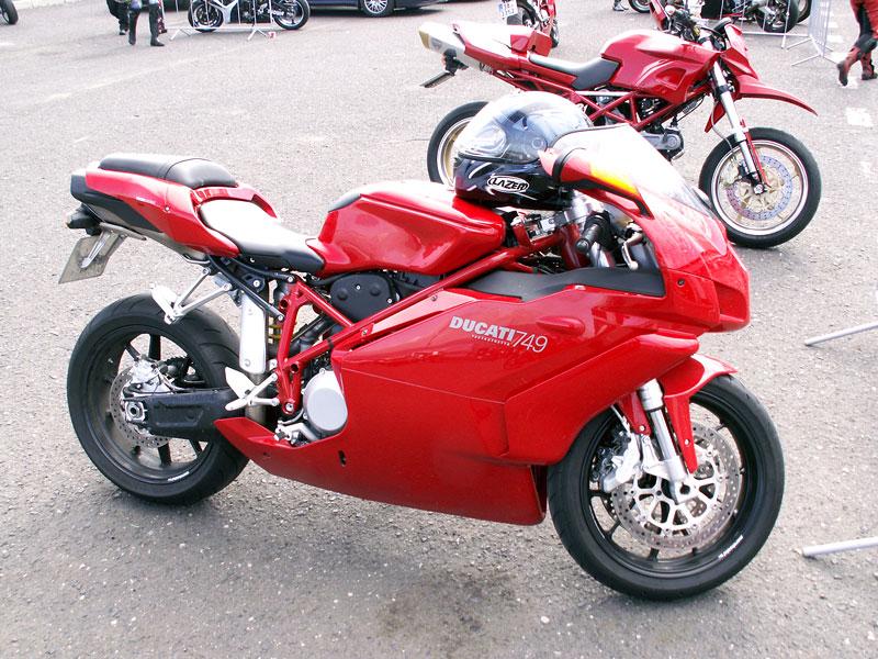Ducati den - Autodrom Most 2009: - fotka 7