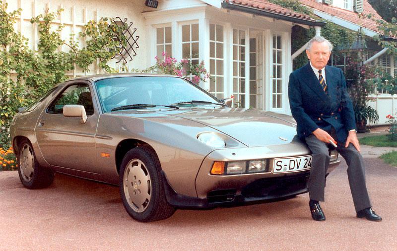 Ferry Porsche se narodil před 100 lety: - fotka 7