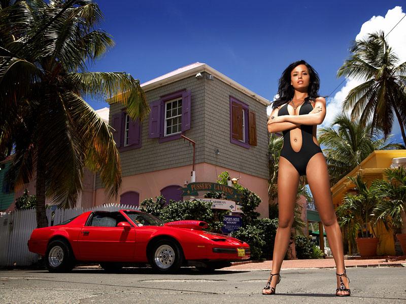 Miss Tuning 2010: kalendář: - fotka 8