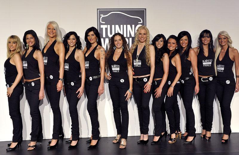 Jak se fotil kalendář Miss Tuning 2010: - fotka 7