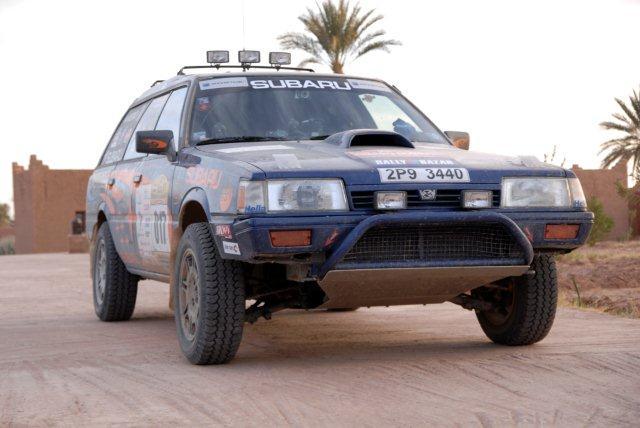 Reportáž: Rallye Budapest – Bamako 2010: - fotka 7