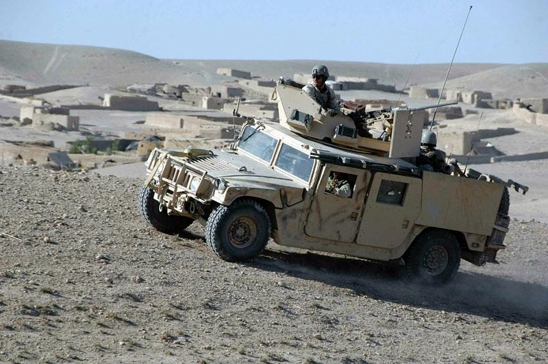 Americká armáda: konec Humvee v prvních liniích: - fotka 7