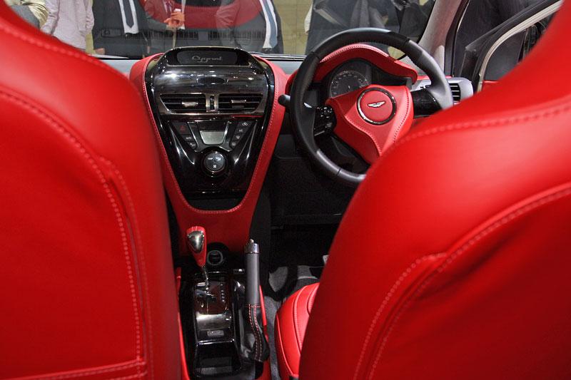 Aston Martin Cygnet má přispět k radikálnímu zvýšení prodejních čísel: - fotka 29