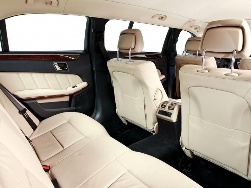 Binz: šest dveří pro Mercedes-Benz třídy E: - fotka 3
