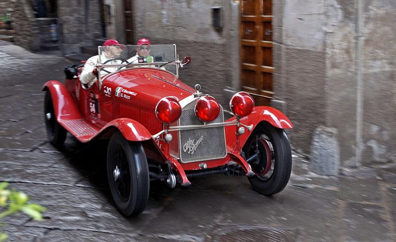 Reportáž: Mille Miglia 2010: - fotka 7