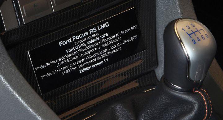 Ford Focus RS Le Mans Classic: pocta závodním legendám: - fotka 7