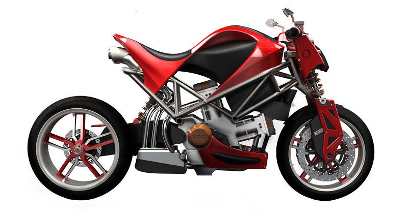 Ducati Students Concept – mládí vpřed: - fotka 7