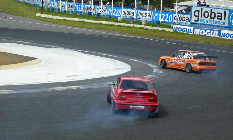 Czech Drift Series 2010 Sosnová: fotogalerie ze závěrečného závodu: - fotka 7