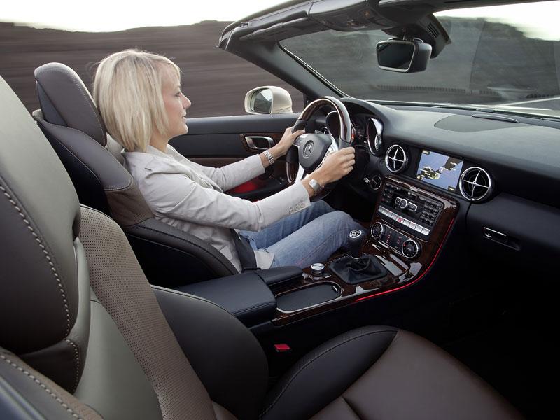 Mercedes-Benz SLK v akci: oficiální videa: - fotka 5