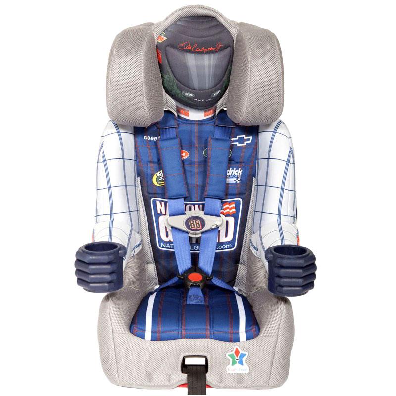 Dětská autosedačka pro malé Batmany a závodníky NASCAR: - fotka 7
