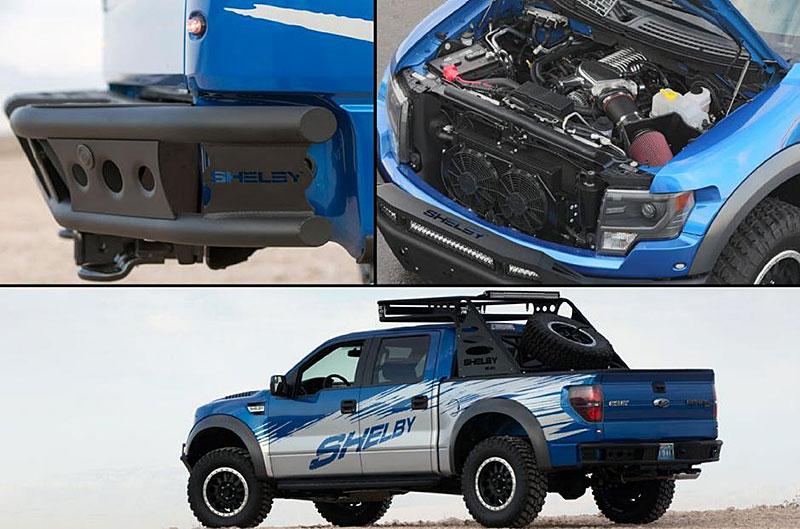 Shelby American rozprodává koncepty a prototypy: - fotka 7
