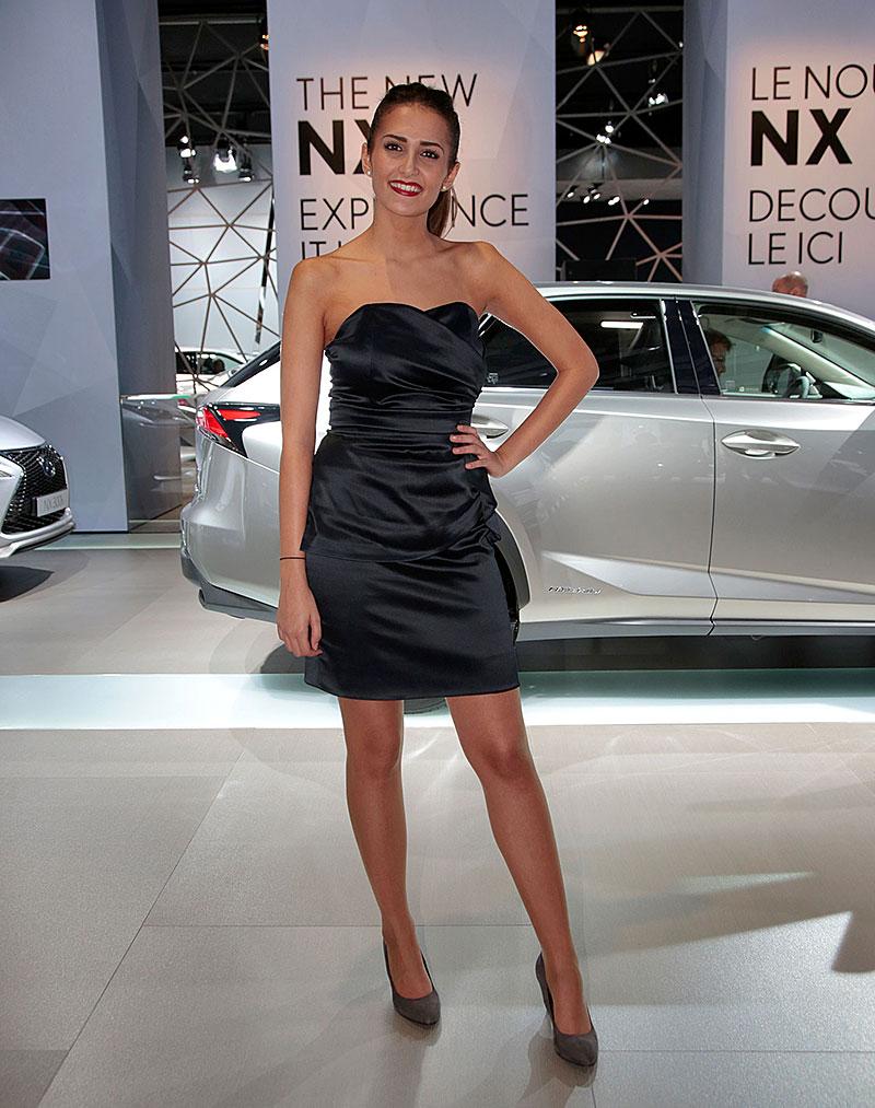 Paříž 2014: Modelky: - fotka 20