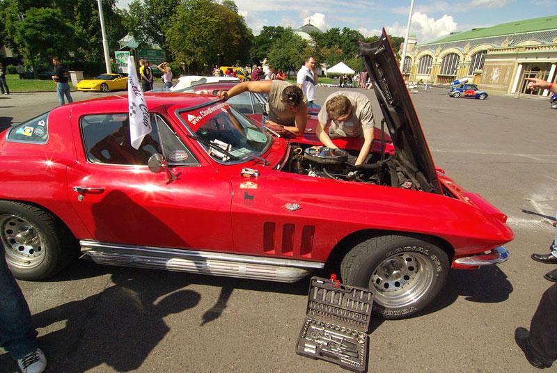 Prahou burácelo 250 Corvette: - fotka 77