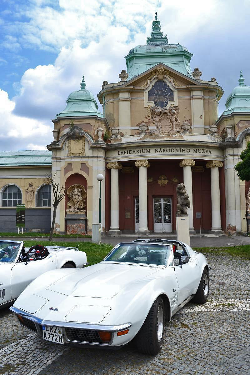 Corvette sraz Praha 2012: velká fotogalerie: - fotka 87