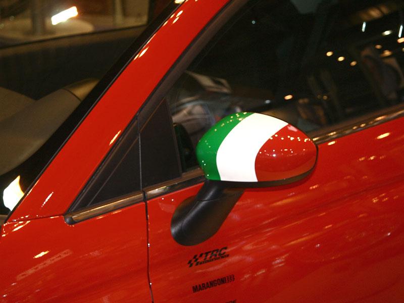 Essen 2007: Fiat 5-0-0 Super TRC Marangoni – Rozzlobená beruška: - fotka 5