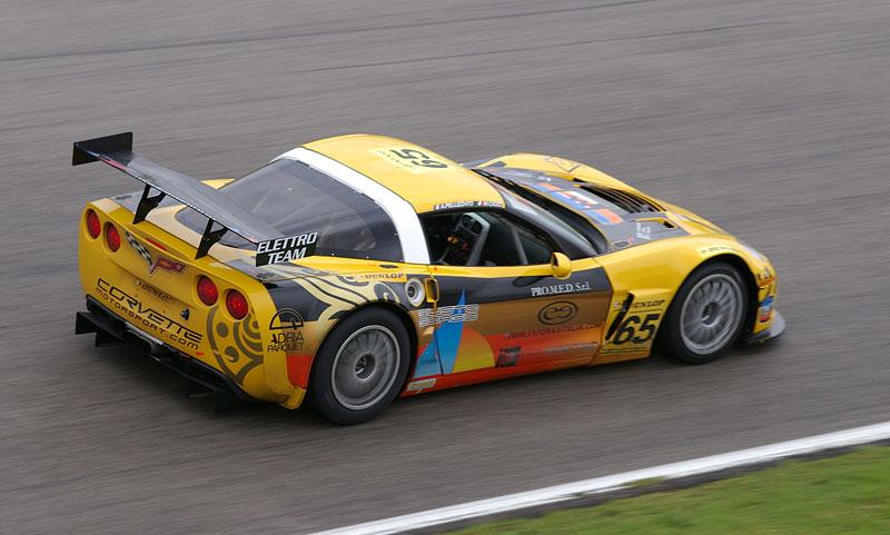 Reportáž: S Chevroletem na WTCC ve Valencii: - fotka 8