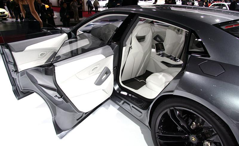 Lamborghini Estoque opět na pořadu dne?: - fotka 8