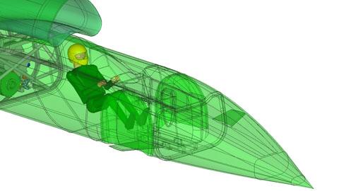 Bloodhound SSC: Pokoří rychlost 1000 mil v hodině?: - fotka 6