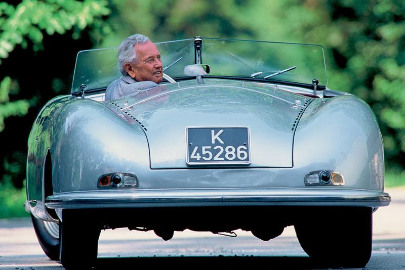 Ferry Porsche se narodil před 100 lety: - fotka 8