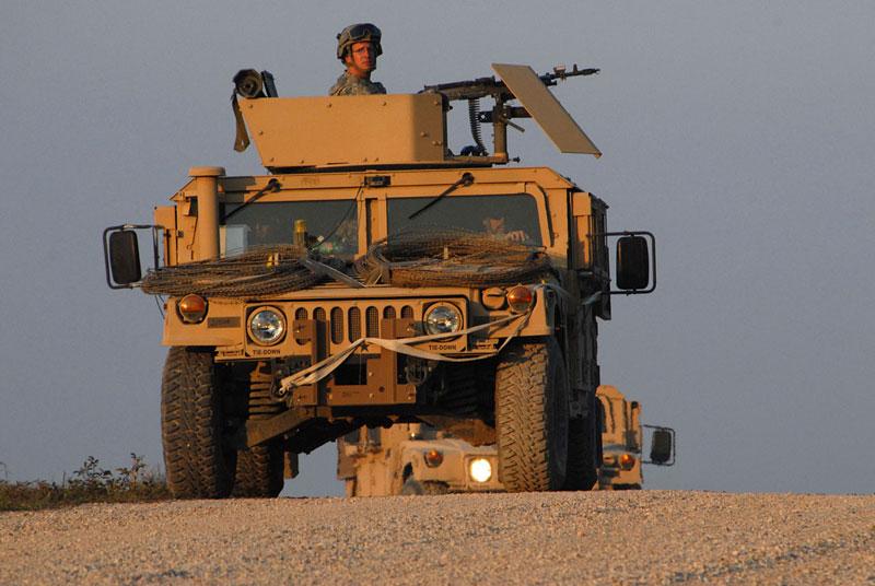Americká armáda: konec Humvee v prvních liniích: - fotka 8