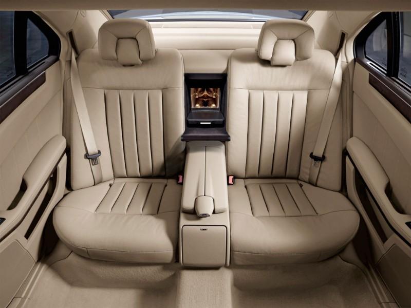 Binz: šest dveří pro Mercedes-Benz třídy E: - fotka 4