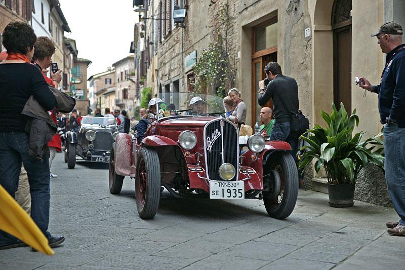 Reportáž: Mille Miglia 2010: - fotka 8