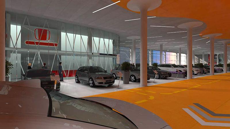 Turecko bude mít největší obchoďák s auty na světě: - fotka 8