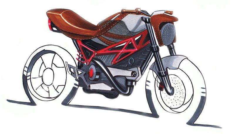 Ducati Students Concept – mládí vpřed: - fotka 8