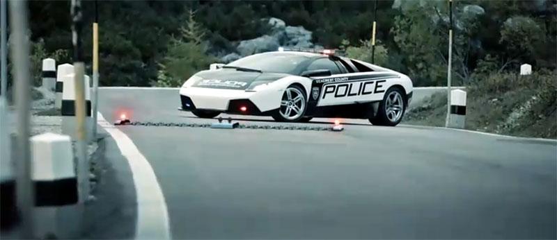 Jak se točil trailer Need For Speed Hot Pursuit?: - fotka 7