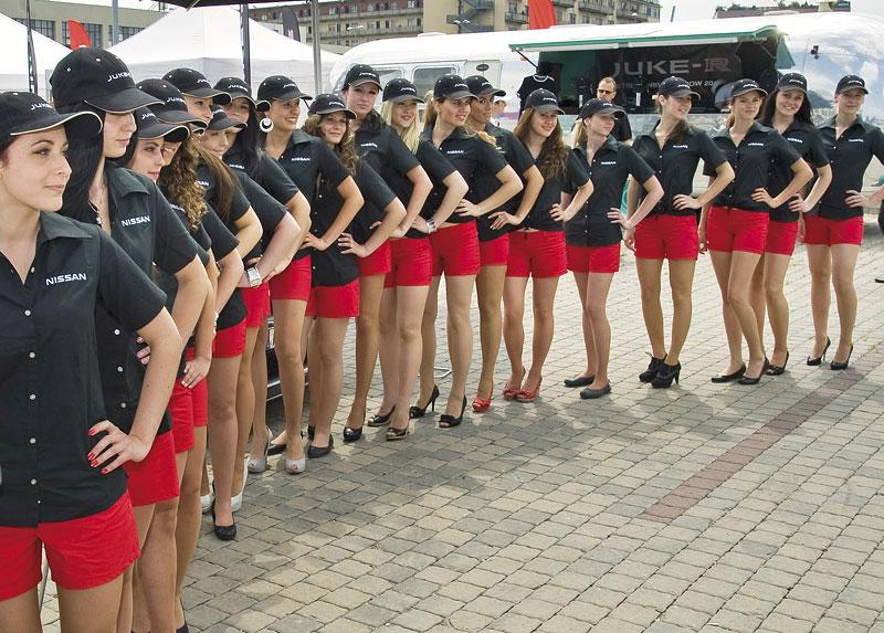 Juke-R Street Driving Show: Babes: - fotka 8