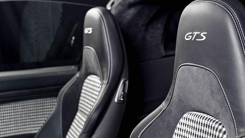 Porsche 911 Targa 4 GTS může být od 911 GT3 RS téměř k nerozeznání: - fotka 3