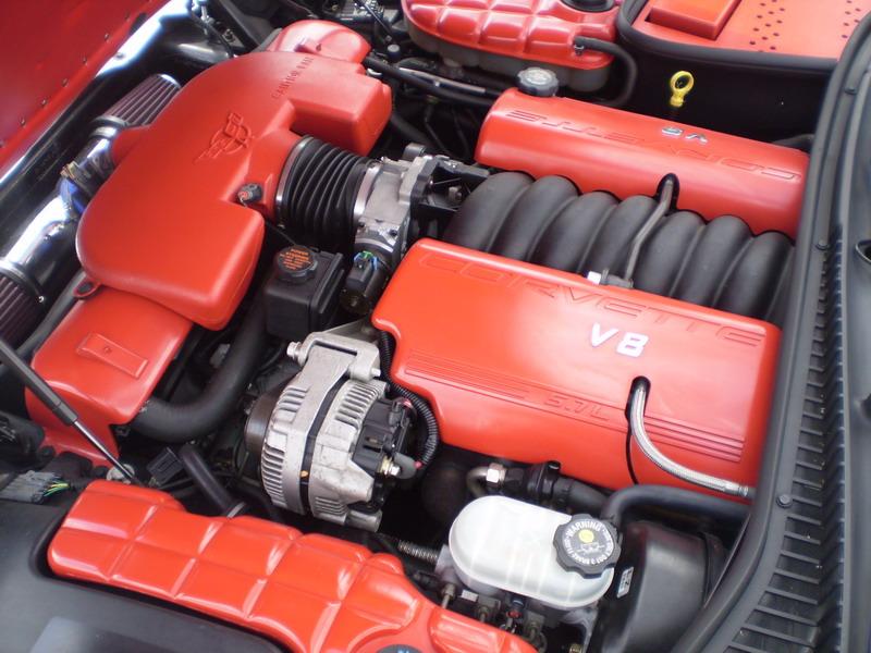 Prahou burácelo 250 Corvette: - fotka 85