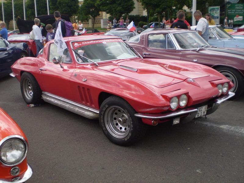 Prahou burácelo 250 Corvette: - fotka 92