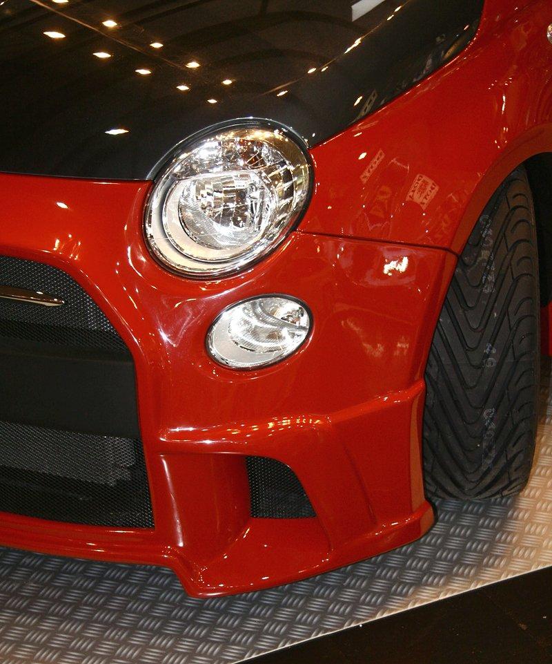 Essen 2007: Fiat 5-0-0 Super TRC Marangoni – Rozzlobená beruška: - fotka 6