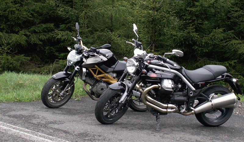 Aprilia a Moto Guzzi den 2008: - fotka 9