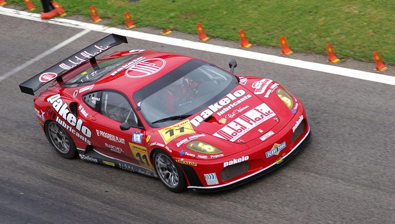Reportáž: S Chevroletem na WTCC ve Valencii: - fotka 9