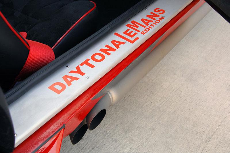 Shelby Daytona Coupe Le Mans Edition: replika závodní hvězdy: - fotka 7