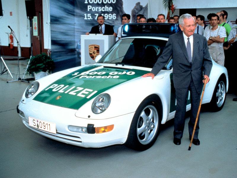 Ferry Porsche se narodil před 100 lety: - fotka 9