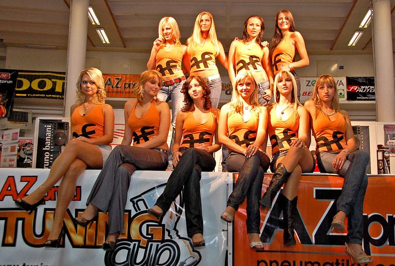 Tuning&Custom Salon Brno 2009 - pozvánka: - fotka 9