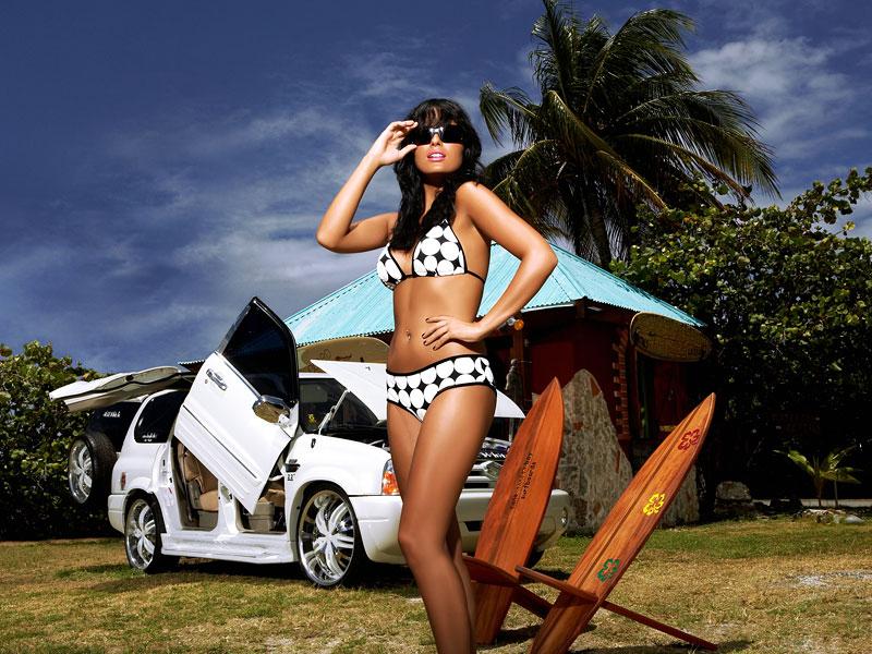 Miss Tuning 2010: kalendář: - fotka 10