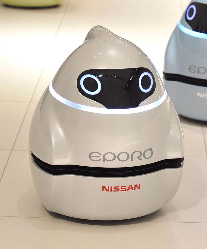 Nissan Eporo: hlavně držet odstup!: - fotka 9