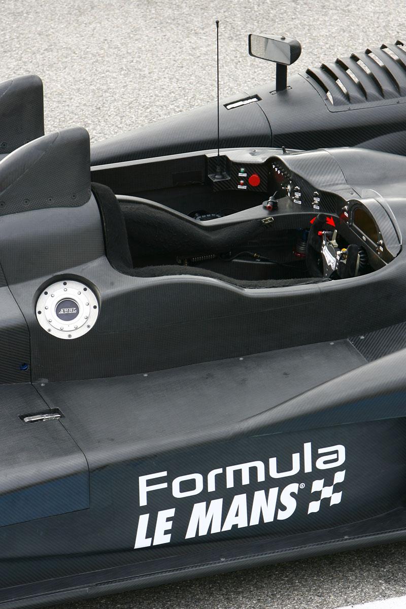 Formula Le Mans: přípravka na vytrvalostní závody: - fotka 5