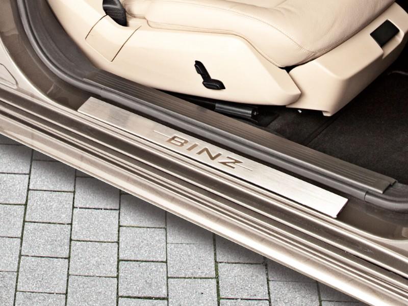 Binz: šest dveří pro Mercedes-Benz třídy E: - fotka 6