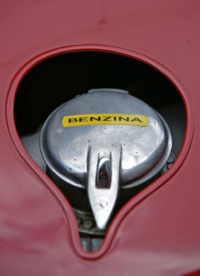 Reportáž: Mille Miglia 2010: - fotka 9